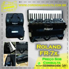 Acordeon Digital Roland FR-7x